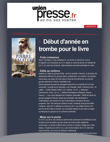 newsletter Union Presse